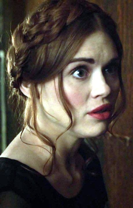 lydia hairstyle lydia s 3x19 hairstyle start with brushed and combed