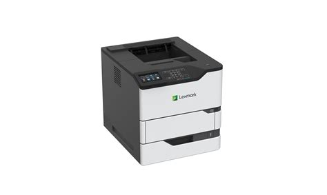 Lexmark Ms822de 55ppm 1200dpi Duplex Monochrome Printer