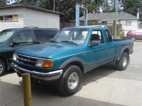 1994 ford ranger facts 1994 ford ranger extcab 4x4 victoria city victoria mobile