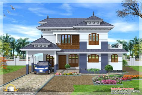 style home design 4 bedroom 2235 sq ft kerala style house home appliance