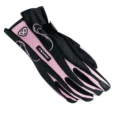 Motorradhandschuhe Damen Sommer by Ixon Rs Gloss Motorrad Handschuhe Damen Sommer Leder Stoff