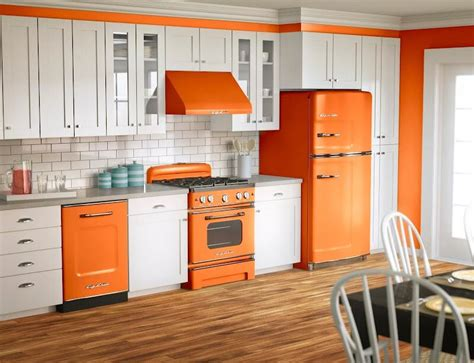 orange and white kitchen ideas 2018 this year s kitchen design trends you ll