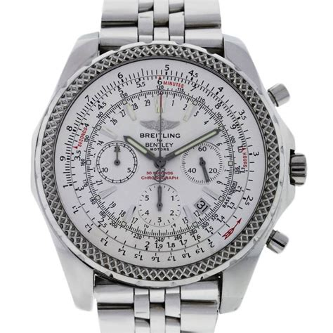 bentley breitling breitling for bentley a25362 special edition stainless