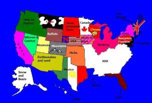 us map joke random notes geographer at large map of the week 3 12