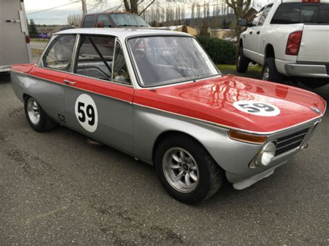 Bmw 2002 Race Car by 1969 Bmw 2002 Vintage Road Race Car M10