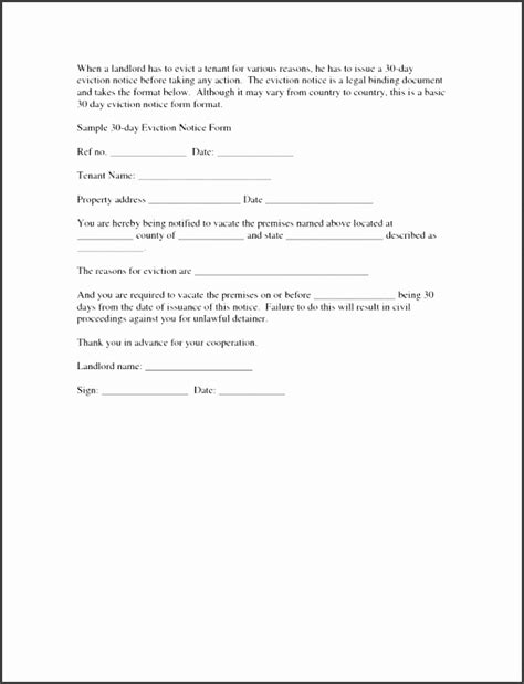 14 day eviction notice template 6 eviction notice templates sletemplatess