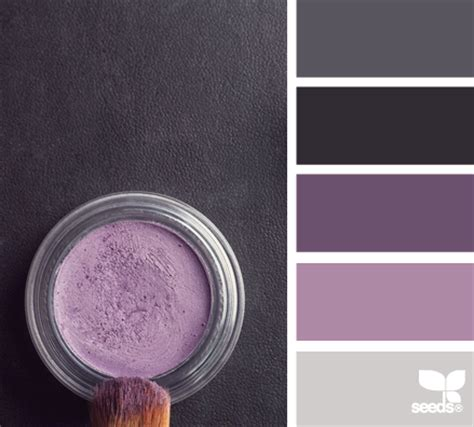 purple gray color colorpalette great color palette for little ones loving