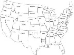 Usa Map Coloring Page by Labeled Map Of Usa Colouring Pages Page 2