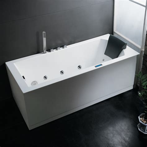 bathtub with jets ariel platinum am154jdtsz whirlpool bathtub ariel bath