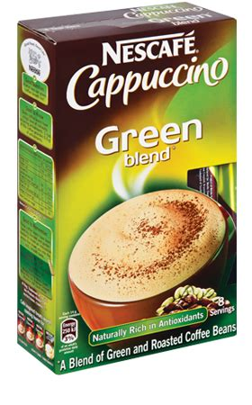 Nescafe Green Coffee new product alert nescaf 201 green blend me myself food
