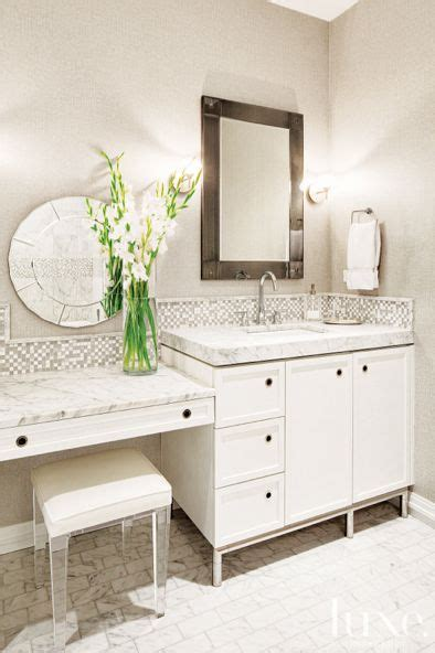 Bathroom Makeup Vanity Table Pinterest The World S Catalog Of Ideas