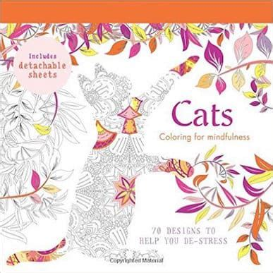 how to de stress you cat 10 cat lover friendly color books for adults diy