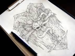 tattoo design sketch by bobby79 on deviantart
