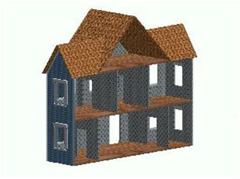 a doll house pdf joesplans com doll house and play house plans