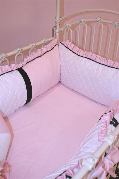 chanel bedding chanel crib linens by little bunny blue rosenberryrooms com