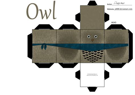 Best Photos Of Owl Cubeecraft - best photos of owl cubeecraft template paper owl craft