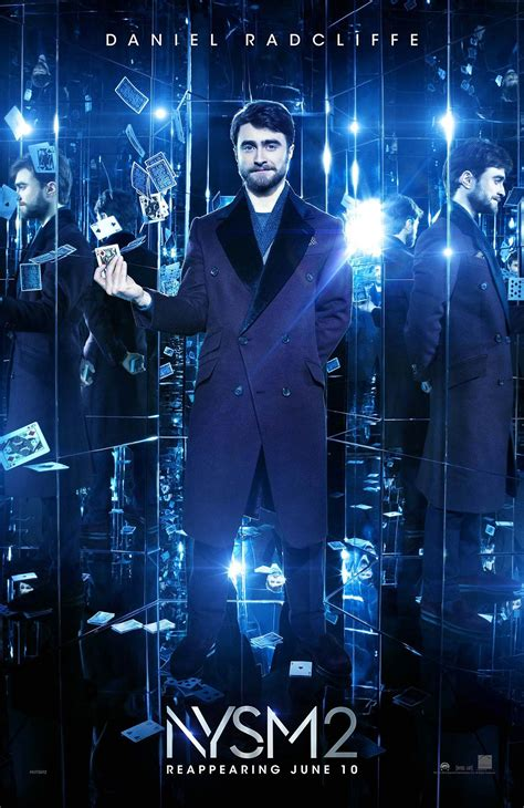 I You 2 now you see me 2 2016 poster 1 trailer addict
