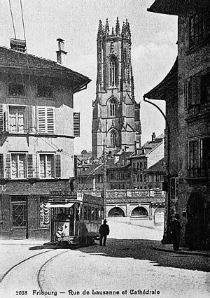 Carnet de route: Fribourg mon amour