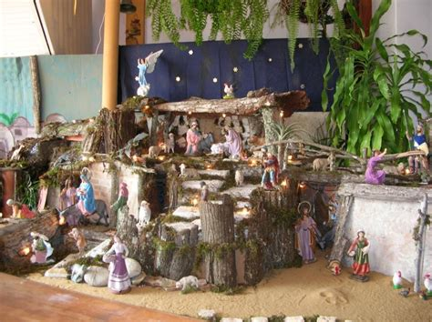 nacimiento de jesus imagenes grandes pesebre de nancy abreu bel 233 n de adriana fotos de