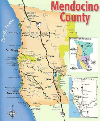 where is mendocino county in california on the map boy vineyards the pinotfile volume 6 issue 53
