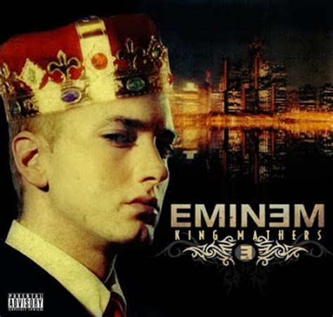 eminem king mathers eminem king mathers album cover