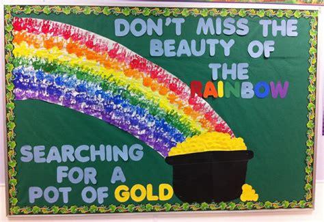s day bulletin board ideas rainbow bulletin board quotes quotesgram