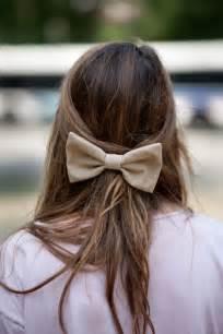 bow hair bow bows hair image 256807 on favim