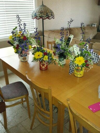 cing themed table decorations 55 best images about ideas on
