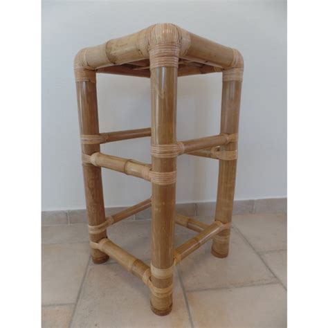 Tabouret Bambou by Tabouret Bambou Carr 233