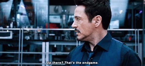 avengers endgame gif avengers endgame tonystark