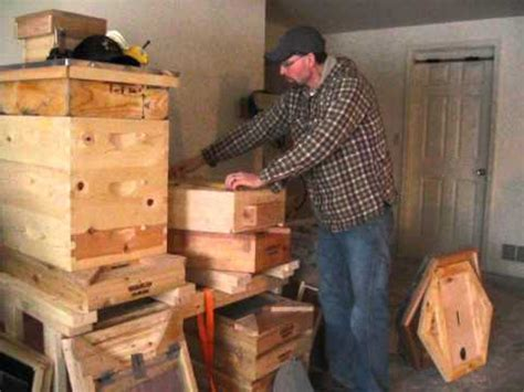 top bar hives in cold climates hex hive 174 installing a new swarm doovi