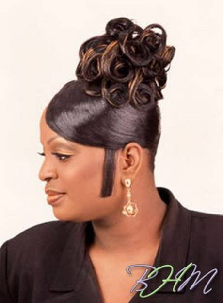 Black Hairstyles Updos by Black Hairstyles Updo