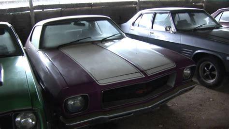 gasolene s02e05 muscle car barn find pt 1 youtube