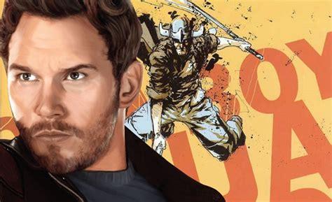 film cowboy terbaru proyek baru chris pratt cowboy ninja viking tetapkan
