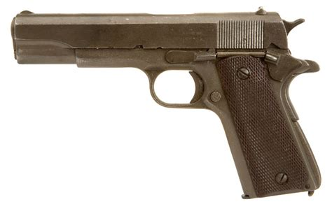 deactivated spec wwii colt 1911a1 allied deactivated