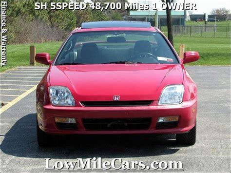 1997 Honda Prelude Type Sh by 1997 Honda Prelude Type Sh 2dr Coupe In Burr Ridge Il A1