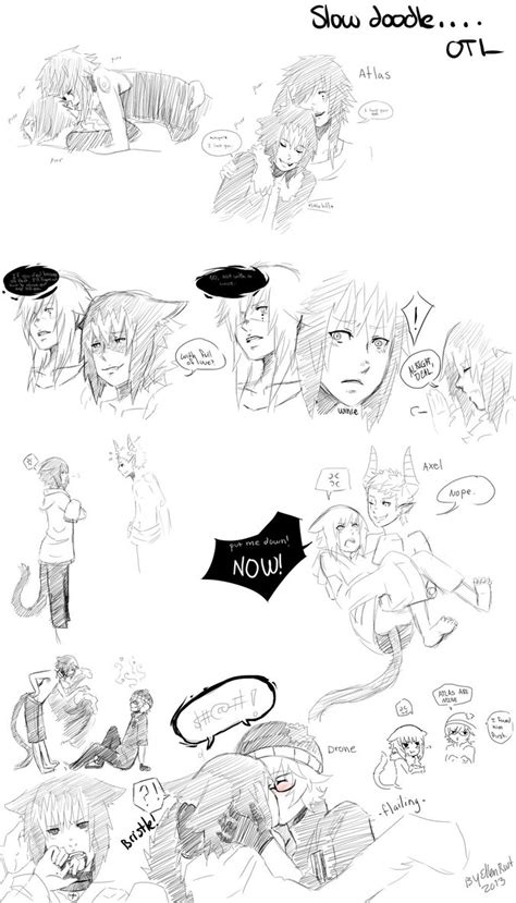 fast doodle fast doodle maybe color by watolf on deviantart