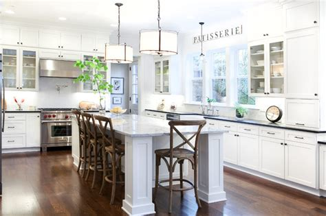 Tracy Kitchen by White Kitchen Traditional Kitchen Portland By