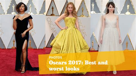 Top 3 Best Dressed Worst Dressed At The Emmys by Oscars 2017 Carpet An Early Look At The Best And