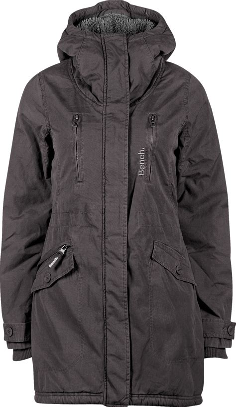 bench parka jacket bench tara parka w jacket shale