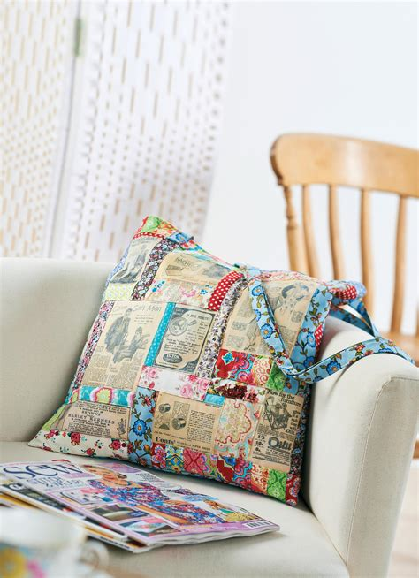 Patchwork Sewing Patterns - vintage images patchwork bag free sewing patterns sew