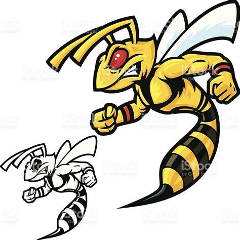 hornet mascot clipart clipart best