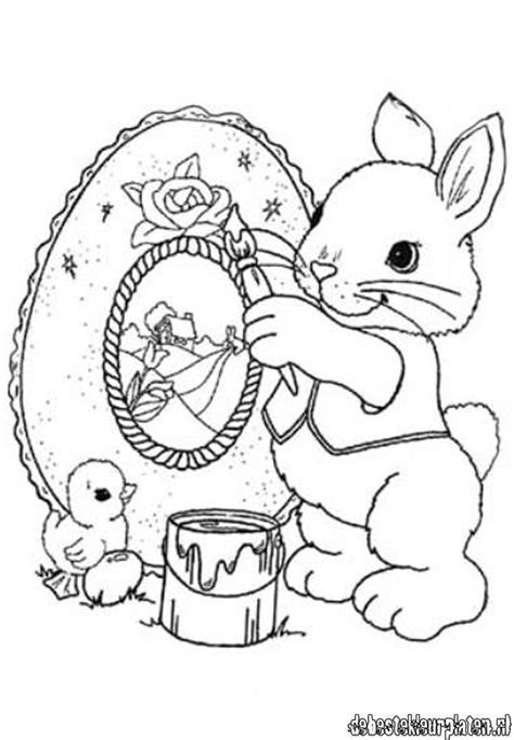 barbie easter coloring pages pasen15 printable coloring pages