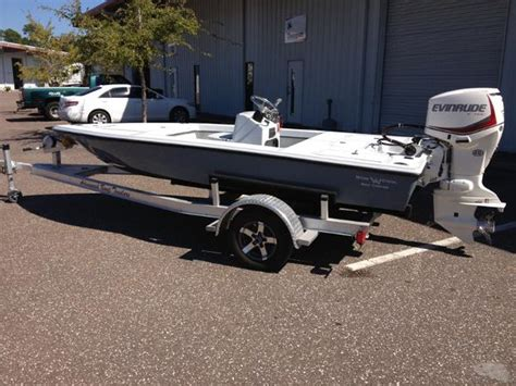 used flats boats jacksonville fl quot skiff quot boat listings in fl