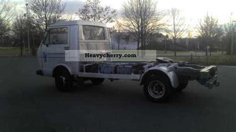 vw lt  mini trailer   semi trailer trucks photo  specs