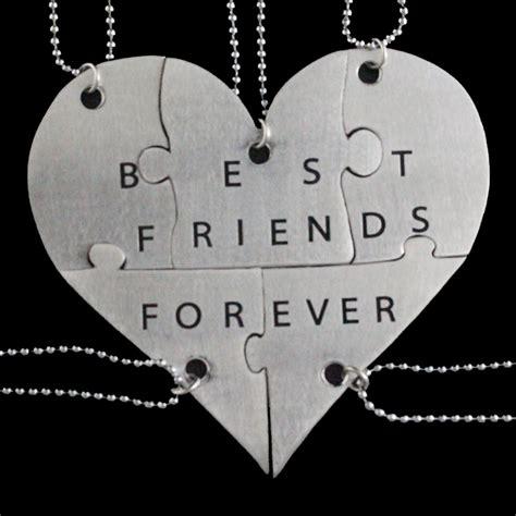 Forever In 5 bijoux de lou stainless steel best friends forever 5