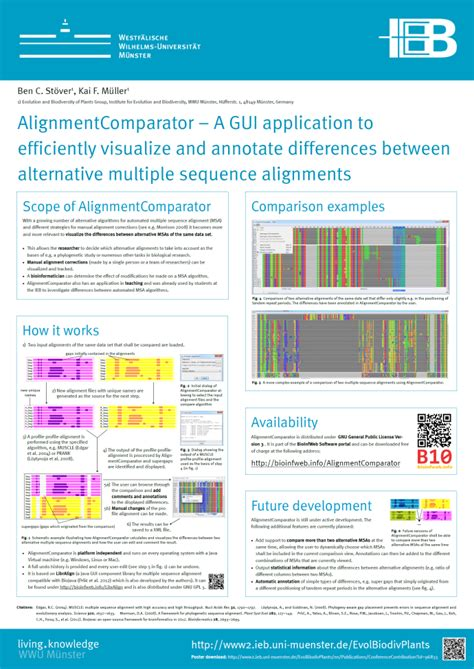 Len Zentrale by Alignmentcomparator A Gui Application To Efficiently