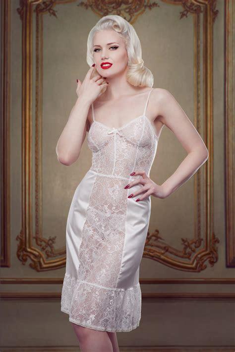 Vintage Wedding Lingerie Betty Blue S Launches Betty Bridal Underlines Magazine