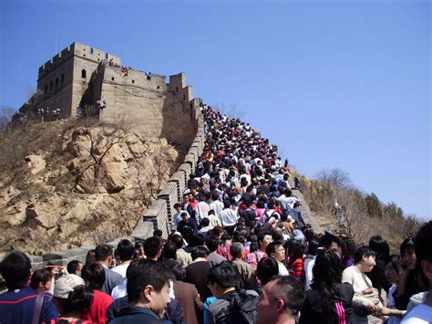 china today 7 great wall of china