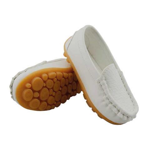 white loafers for toddler boy dadawen boy s s slip on loafers oxford shoeskids